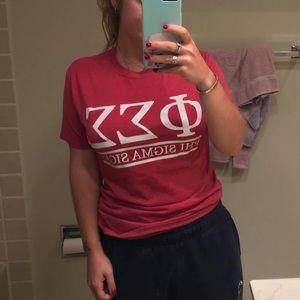 Phi Sigma Sigma shirt